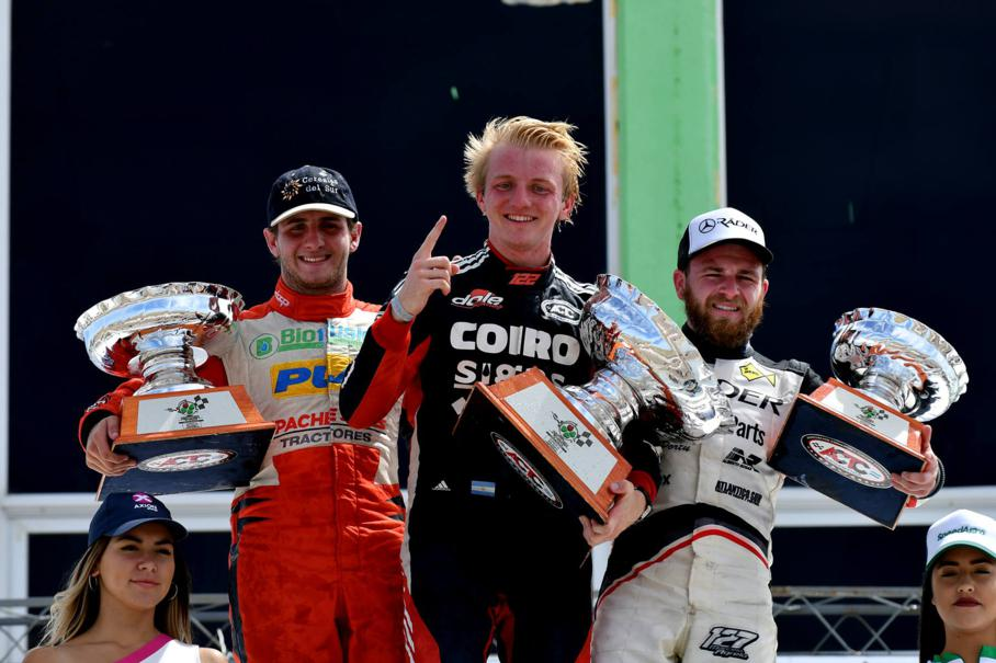 Reviví la final del TC Pista en Viedma