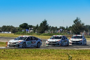 HONDA RACING, RUMBO A GENERAL ROCA